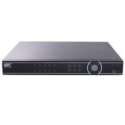 GTC-38304, GTC-38308, GTC-38316 AHD DVR front