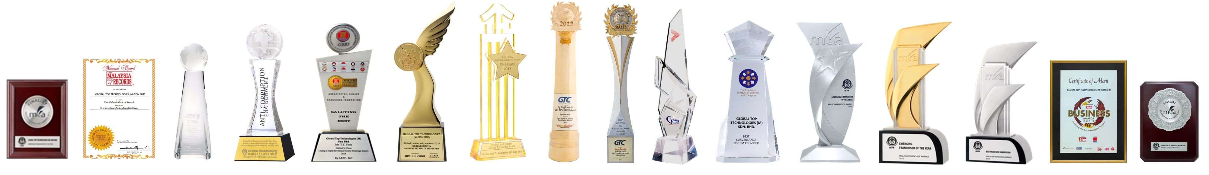 award arrangement 2016
